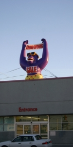 w-balloon-rooftop-purple-gorilla-on-roof-0811