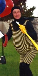 Buzzy Bee Singing Telegram