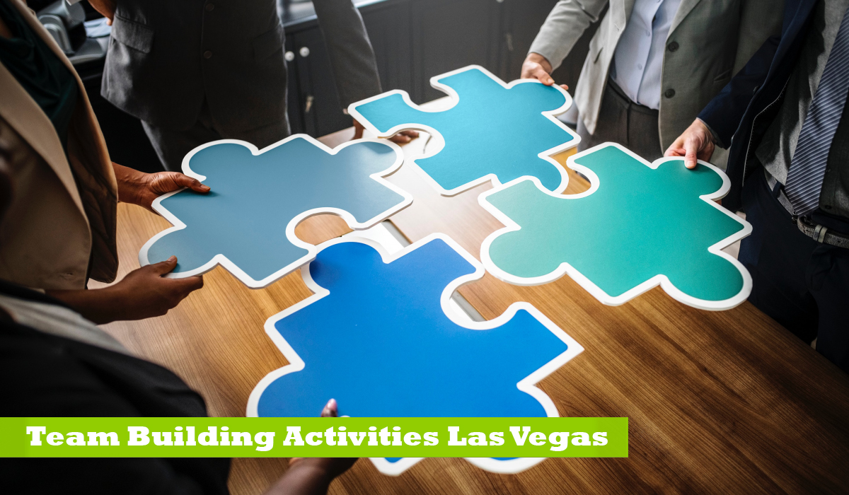 Team Building Activities Las Vegas