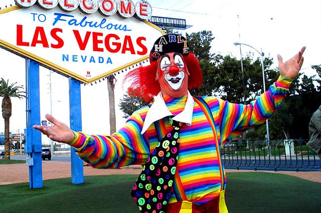 Chair Rentals Las Vegas Las Vegas Clowns   Clowns In Las Vegas   Vegas Clowns  