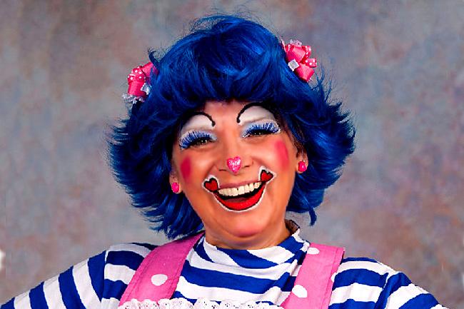 Female Clowns In Las Vegas