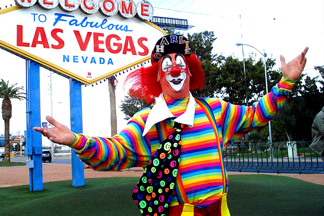 Clowns In Las Vegas Guy3