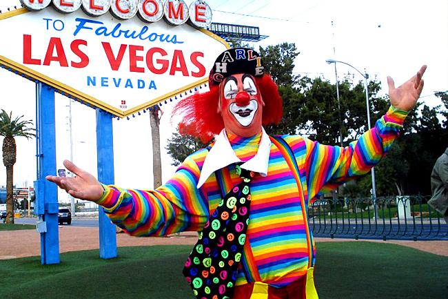 Clowns In Las Vegas Guy3