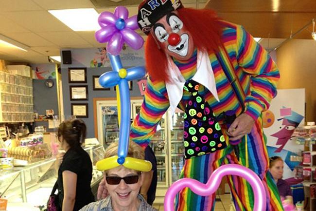 Clowns In Las Vegas Guy2