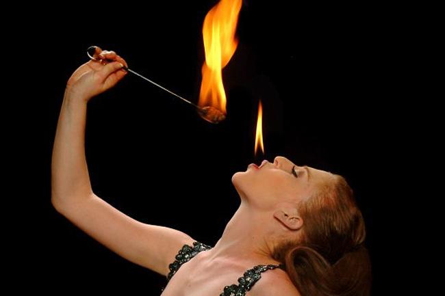 Las Vegas Fire Eaters