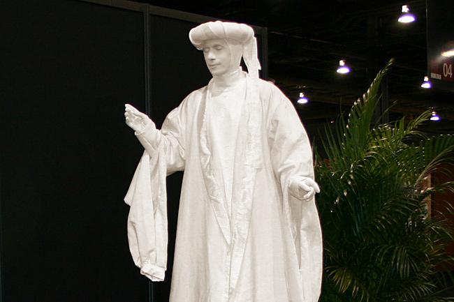 Las Vegas Living Statue 1