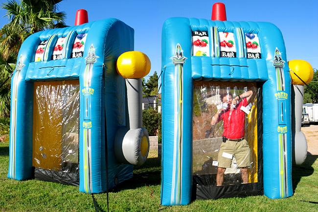 Las Vegas Money Booths - Las Vegas Party Events | Las Vegas